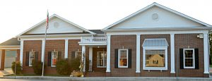 fredonia valley bank main branch